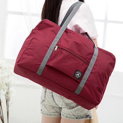 Foldable Large Duffel Bag Luggage Storage Bag Waterproof Travel Pouch Tote Bag U 3