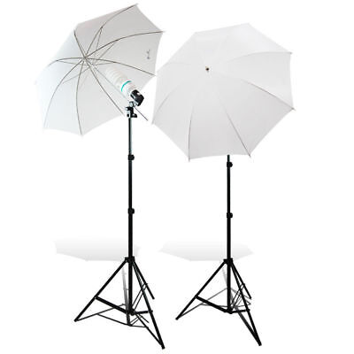 4 pieces 3ColorsTranslucent Soft Umbrella for Photo Video Studio Shooting 2