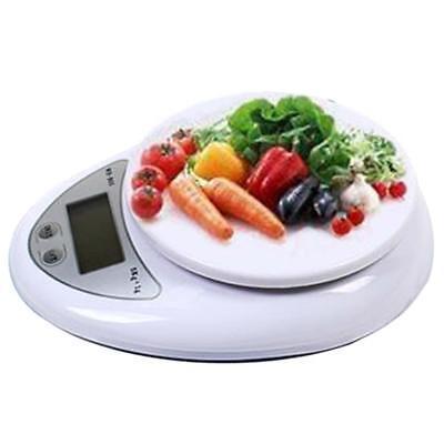 5kg 5000g/1g Digital Electronic Kitchen Food Diet Postal Scale Weight Balance Ar 3