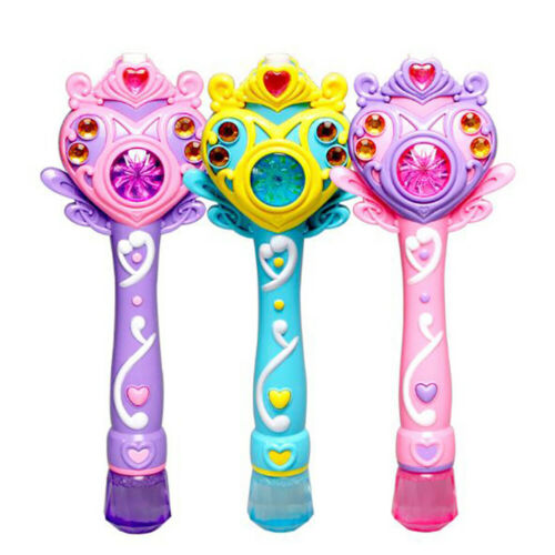 Musical Magic Wand Stick w// Light as Christmas Gifts for Kids Cosplay Fairy H3I6