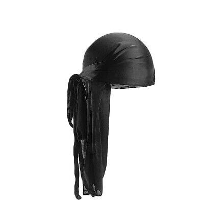 Unisex Headwrap Men Women Bandana Turban Cap Durag do doo du rag Long Tail Hat # 5