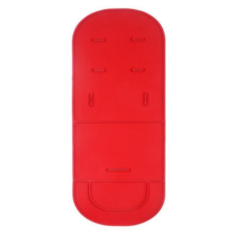 Baby Stroller Seat Liner Pram Cushion Padding Crawl Pushchair Car Seat Mat Cover 6