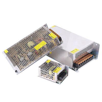 AC 220V 240V TO DC 5V 12V 24V Switch Power Supply Driver Adapter LED Strip Light 4