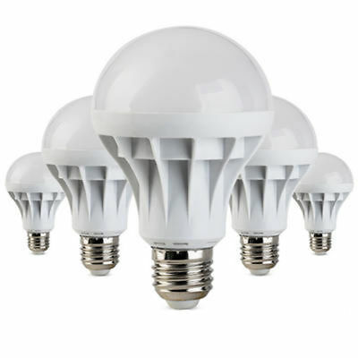 E27 LED 3-15W Light Bulb Rechargeable Lamps 5