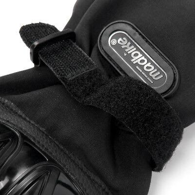 Motorradhandschuhe Regen Handschuhe Winter Handschuhe für Motorrad Fahrrad DE