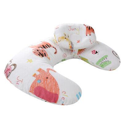 Mother Maternity Pregnancy Breastfeeding U Shaped Baby Feeding Nursing Pillow UK 9