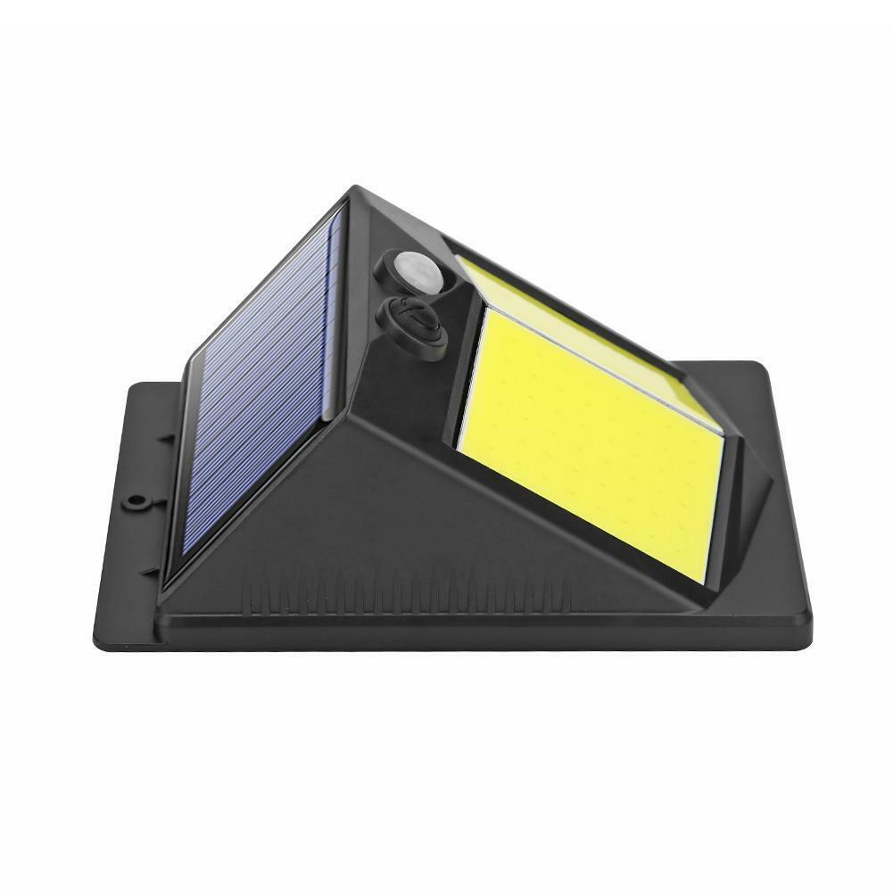 eclairage led solaire 96 LED Solaire Détecteur de Mouvement Pir Eclairage Extérieur Jardin  Sécurité 12 12 sur 12 Voir Plus