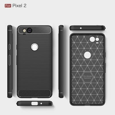 info for e42a3 d2376 FOR GOOGLE PIXEL 2/ XL case, Carbon Fiber TPU Protector Cover Pixel 2/Pixel  2XL