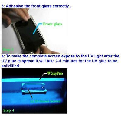 5pc 5ml UV Glue LOCA Liquid Optical Adhesive Phone LCD Screen Repair Tool TP2500 4
