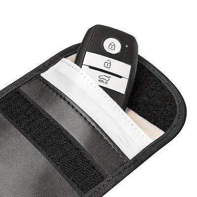 Car key Bag Car Fob Signal Blocker Faraday Bag Signal Blocking Bag Pouch 5