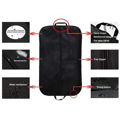 Faltbare Kleidersack Umwandlung Tasche Anzugtasche 60*100cm Kleiderhülle Neu 2