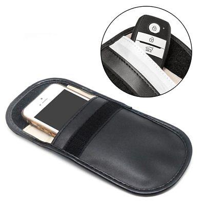 Car key Bag Car Fob Signal Blocker Faraday Bag Signal Blocking Bag Pouch 2