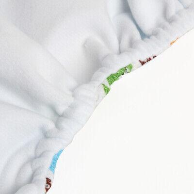 Babywindeln Baumwolle Überhose Stoffwindel Windelhose Waschbar Einlage Unterlage 12