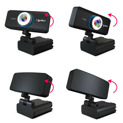 Full HD 1080P Web Cam Desktop PC Video Calling Webcam Camera with Microphone Mic 2