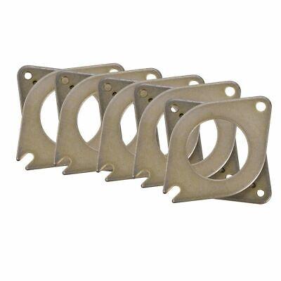 5x Metal Vibration Damper Noise 3D Printer Stepper Motor Dampener For Nema 17 RH 3