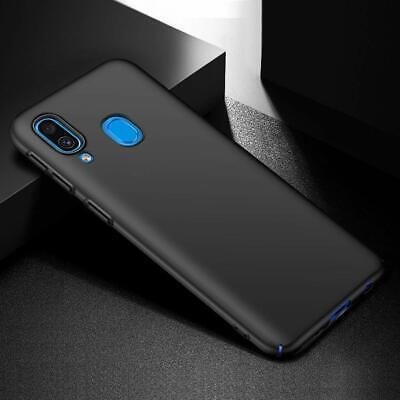 Coque Samsung A70 A50 A40 A20e A10 Housse AntiChoc Case Noir+ Film Verre Trempé 7