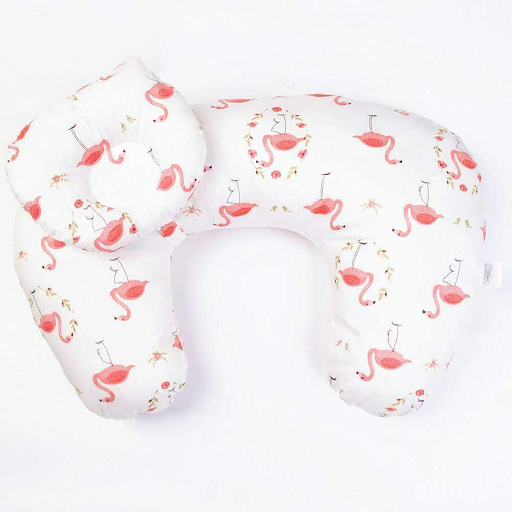 Breast Feeding Maternity Pregnancy Nursing Pillow Baby Support Deluxe New Best 9