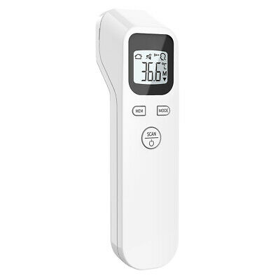 No Touch Digital IR Infrared Forehead Thermometer Gun Adult Body Temperature 5