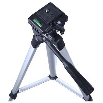 Tripode Portatil Soporte Rotula Para Camara Videocamara Prismatico Hasta 134Cm