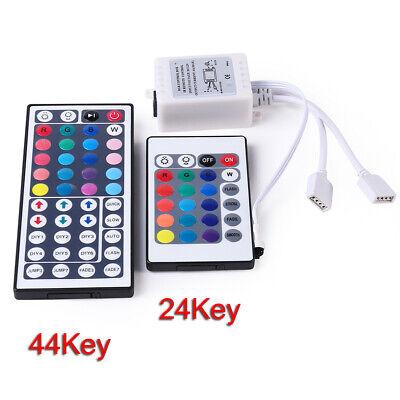 5050 Rgb Led Strip Lights Colour Changing Tape Under Cabinet Kitchen Lighting 9