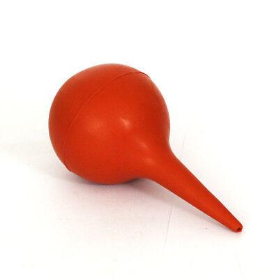 Laboratory Tool Red Rubber Suction Ear Syringe Bulb Ball 30ml/60ml/90ml/120ml 5