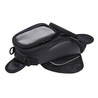 Universal Motorcycle Oil Fuel Tank Bag Magnetic Motorbike Riding Bag Waterproof