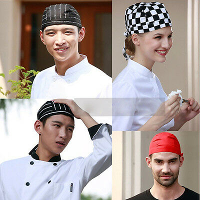 Classic Chefs Skull Cap Chef Hat Professional Catering Various Colours Chef Cap 3
