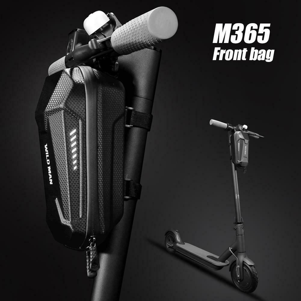 Universal Electric Scooter Storage Bag Carrying Pack Hard Shell For Xiaomi M365 3