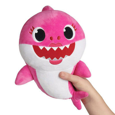 2019 Baby Shark Plush Singing Plush Toys Music Doll English Song Toy Gift AU 3