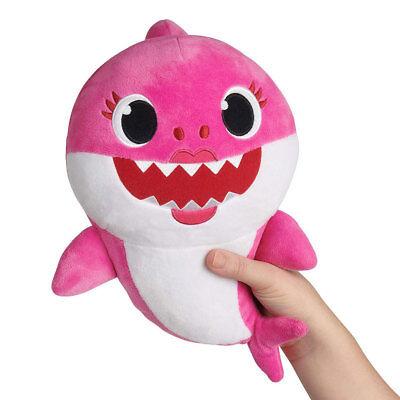 Baby Shark Plush Singing Plush NEW Toys Music Doll English Song Gift for kids 3