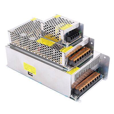 AC 220V 240V TO DC 5V 12V 24V Switch Power Supply Driver Adapter LED Strip Light 3