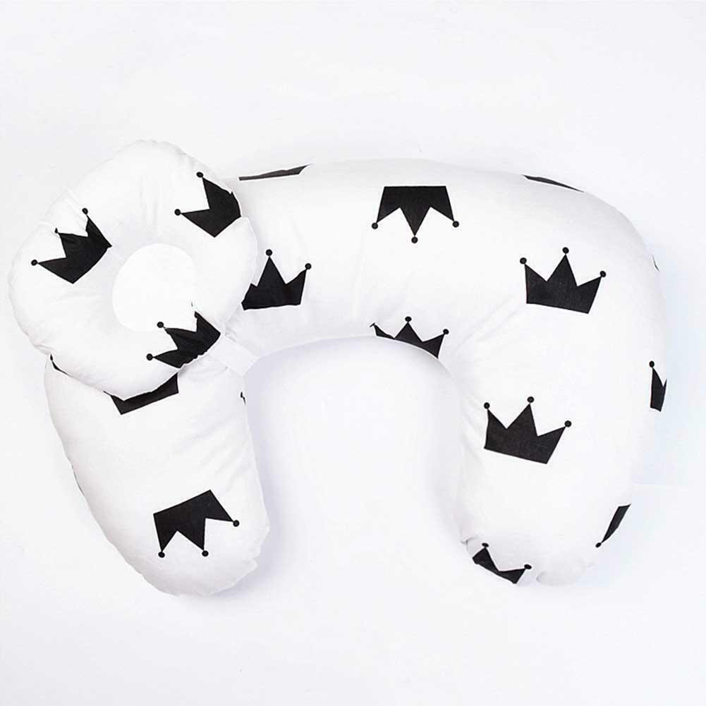 Breast Feeding Maternity Pregnancy Nursing Pillow Baby Support Deluxe New Best 4