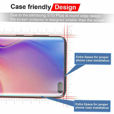 5D Tempered Glass Screen Protector For Samsung Galaxy S7 S8 S9 S10e S10 Plus Yc 10