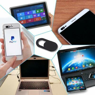 Webcam Cover 3 PACK Thin 0.7mm Camera Laptop Mobile Tablet Macbook Adhesive 2