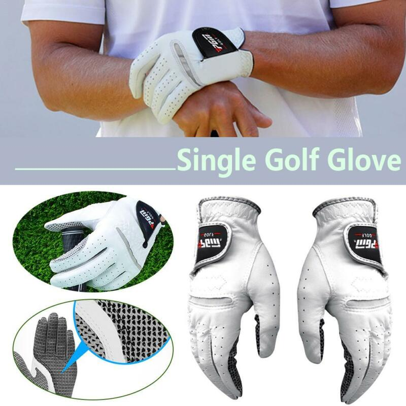 New Breathable 2018 Stratus Sport Leather White Golf Gloves Pick Size 6