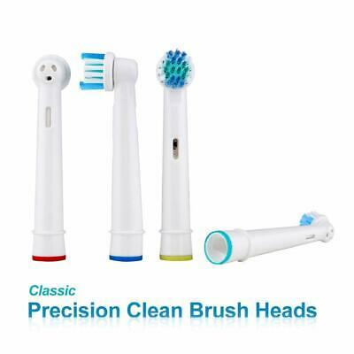 24 Pcs Electric Toothbrush Replacement Heads Compatible With Oral B Braun Models 2