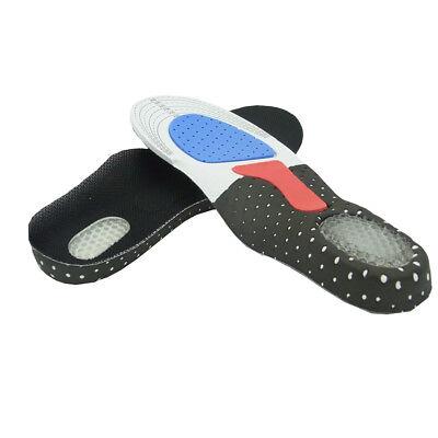 2x Einlegesohlen orthopädische Gelschuheinlagen Fußbett Einlagen Schuh aus DE