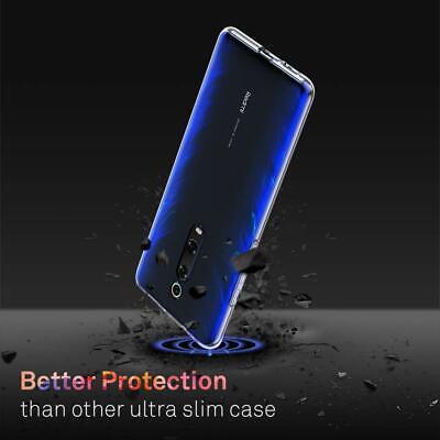 Cover Custodia + Pellicola Vetro Temperato Per Xiaomi Mi 9T Mi 9 T Trasparente 2