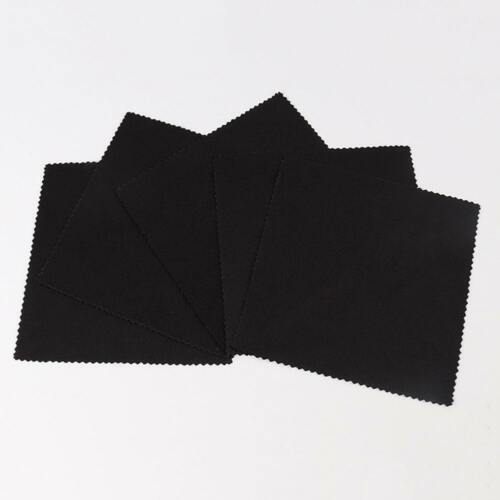 10x Microfiber Cleaning Cloths for Lens DSLR Glasses TV Computer Screen New 3