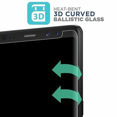 Case Friendly Tempered Glass Screen Protector For Samsung Galaxy NOTE 8 9 5