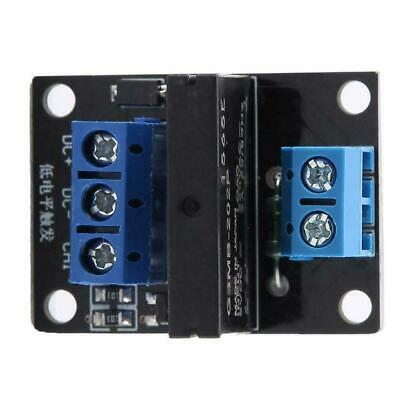 DC 5V/12V 1 Channel Solid State Relay Module Board High & Low Level Trigger 2A 3