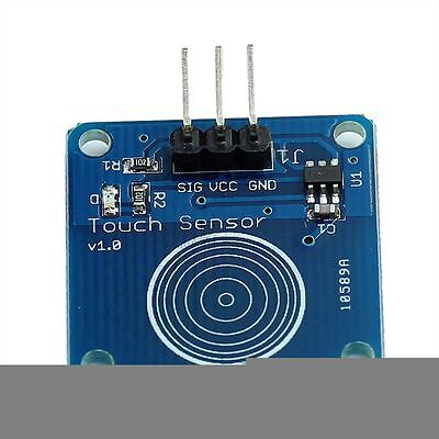 TTP223B Digital Touch Sensor capacitive touch switch module for Arduino EPCA