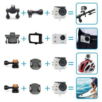 Eken® H9R Sport Action Pro Cam Ultra Hd 4K Wifi Videocamera Subacquea Originale 7