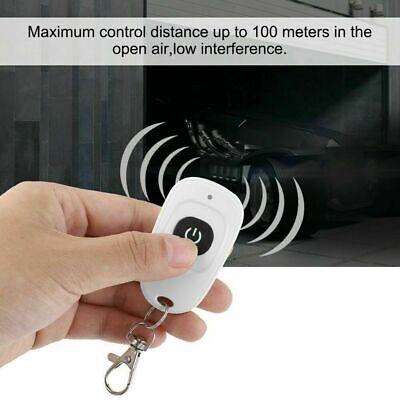 1/2/3/4Button 433Mhz Smart Remote Control Switch RF Transmitter For Garage Door 7