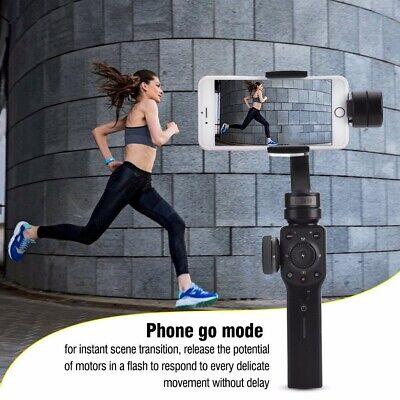 Zhiyun Smooth 4 3-Axis Handheld Smartphone Gimbal Stabilizer for Samsung iPhone 8