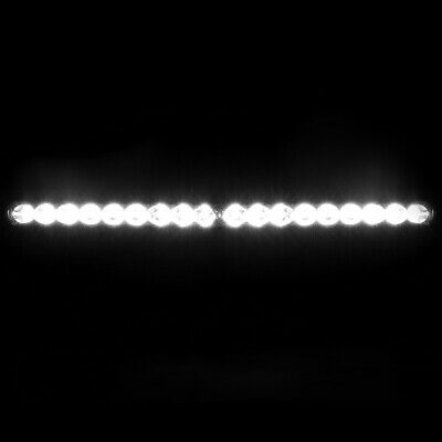 20 inch CREE LED Light Bar With Number Plate Frame For Car SUV Offroad Trucks 8