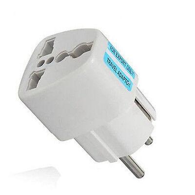 USA US UK AU To EU Europe Travel Charger Power Adapter Converter Wall Plug Home 5