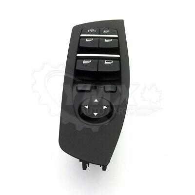 New Front Driver Left Master Window Switch Fits BMW 7 Series F01 F02 740i 750i
