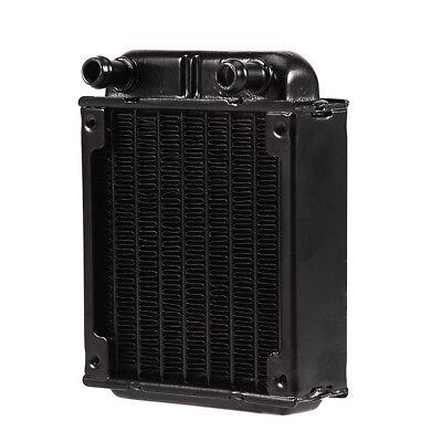 Computer PC CPU Fans Cooler Heat Sink Water Cooling Aluminum 80mm/240mm Heatsink 7