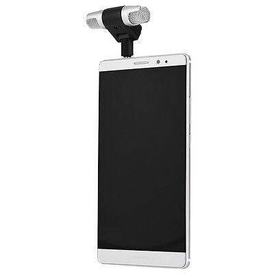 Mini stereo Microfono Registratore audio con jack da 3,5 mm per Smart Phone , 10